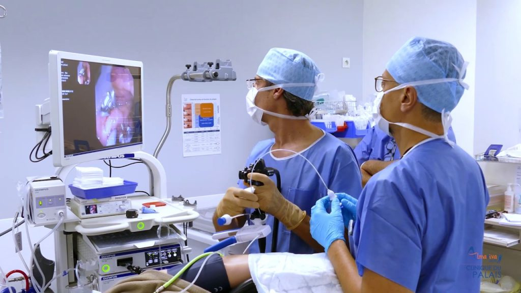 Sleeve endoscopique prix Tunisie