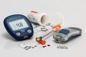 l'injection de l'insuline favorise la prise de poids